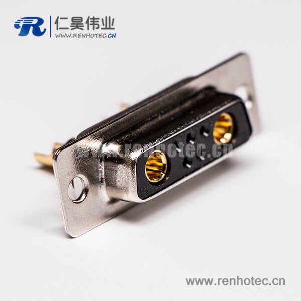 db7w2混合型母头直式车针接线焊接