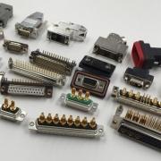 关于d-sub连接器常用到的接触件材料